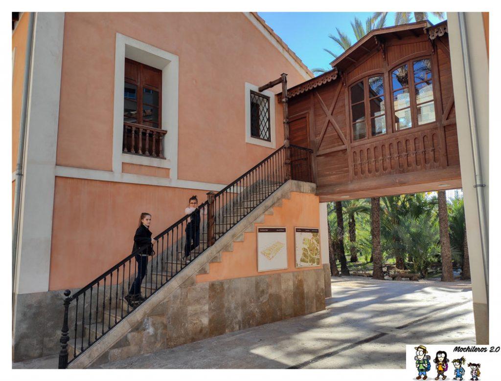 museo palmeras elche
