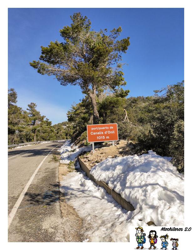 nieve sierra mariola