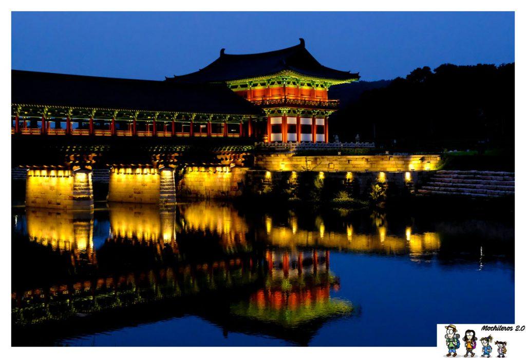 puente Woljeong gyeongju