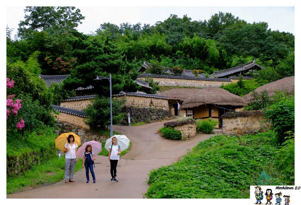 aldea yangdong