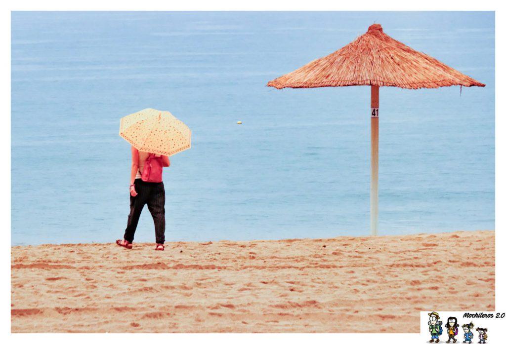 busan playa gwangalli
