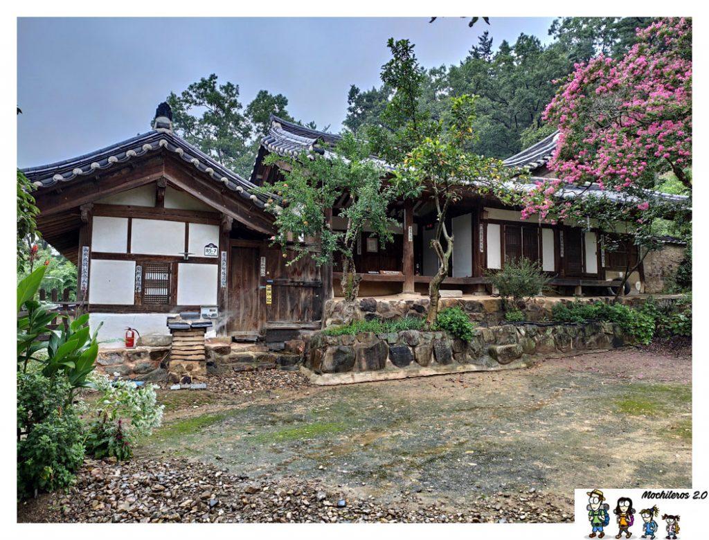 casa tradicional yangdong