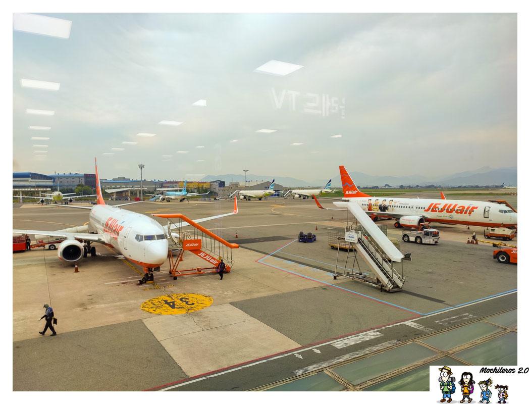 Cómo ir o llegar del Aeropuerto de Busan (Gimhae) al centro