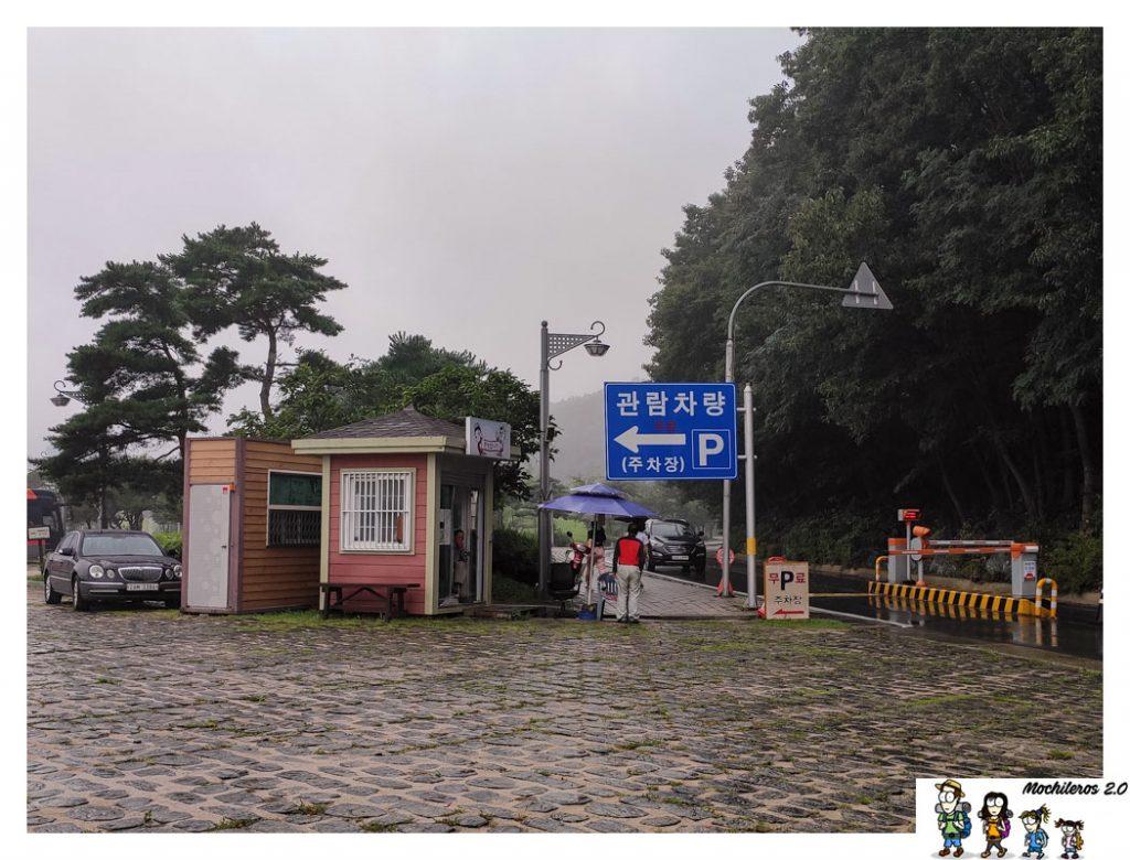 parada bus yangdong