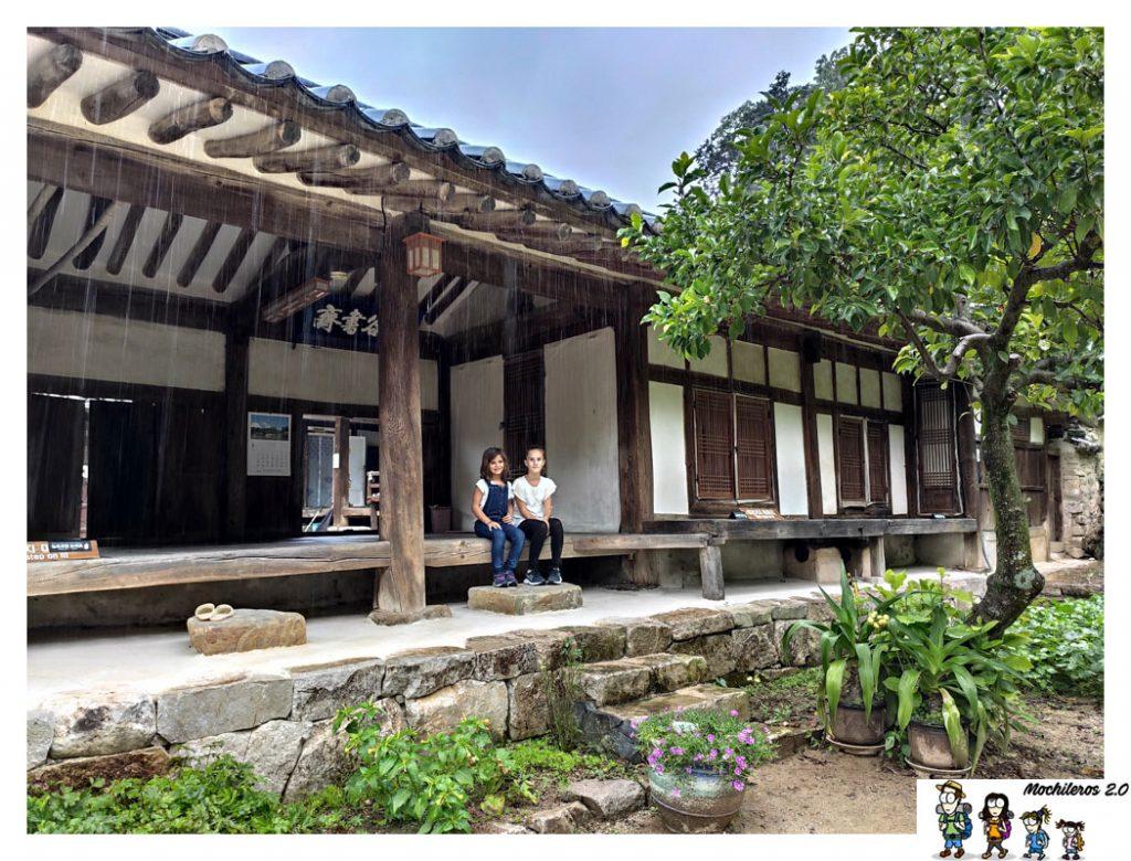 porche casa yangdong