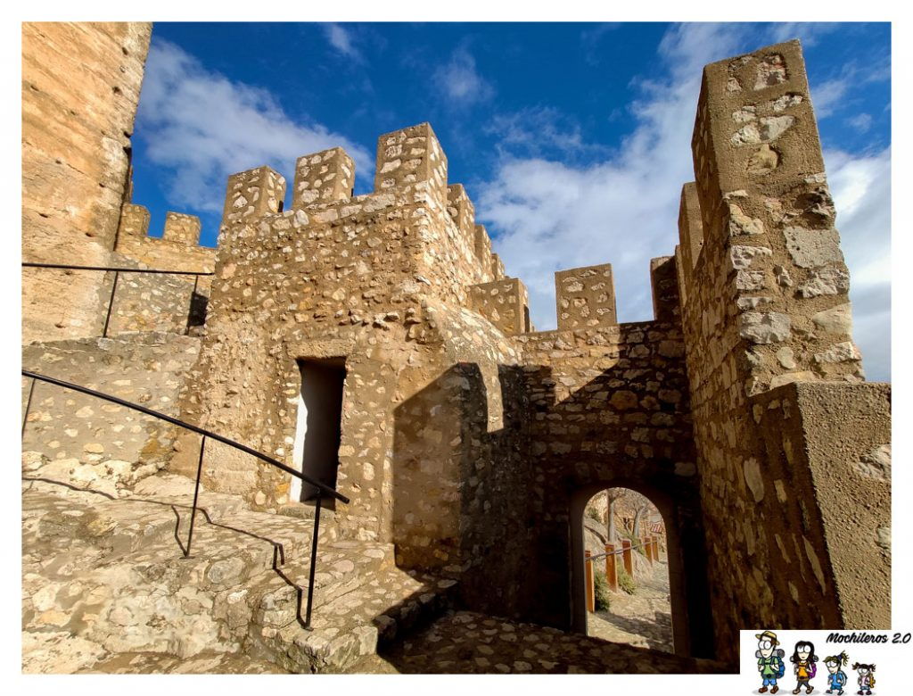 recinto interior castillo banyeres