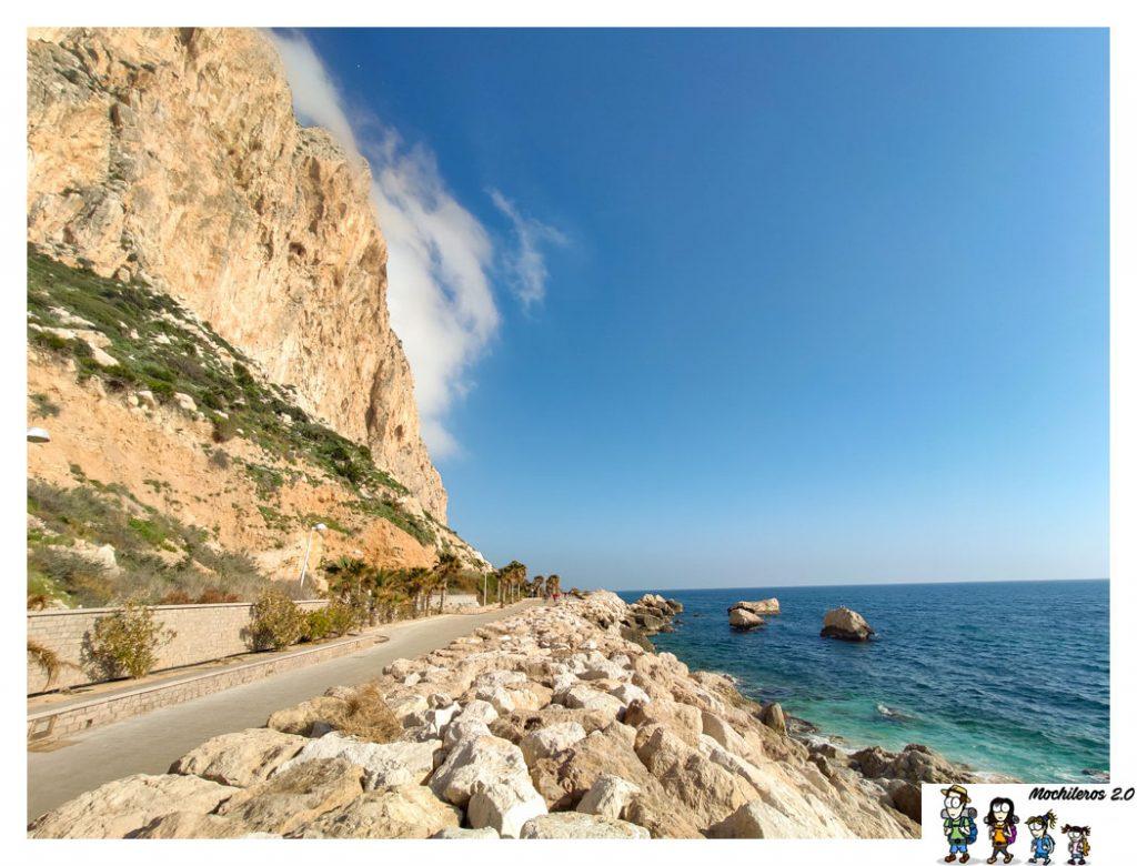 sendero ecologico principe asturias