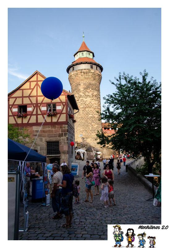 torre castillo nuremberg