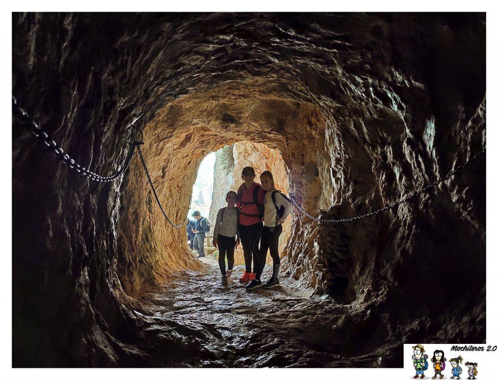 tunel penon ifach