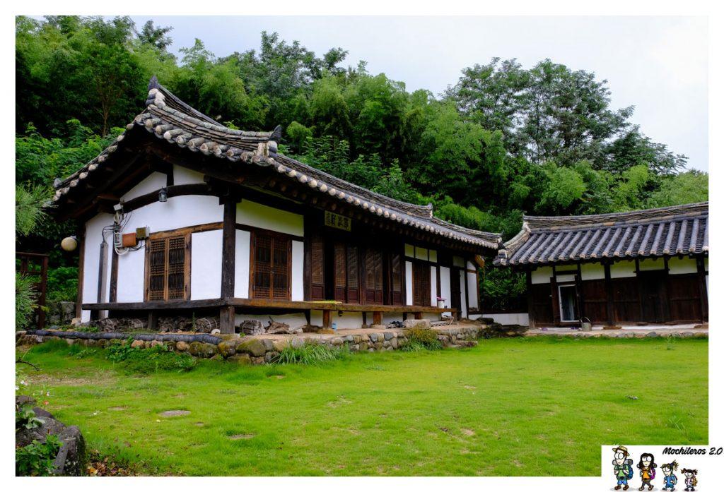 yangdong casa tradicional