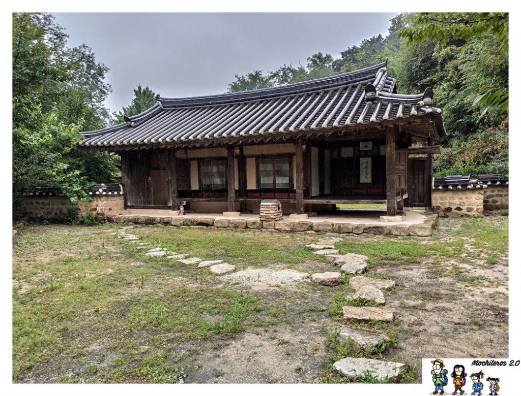 yangdong tradicional house