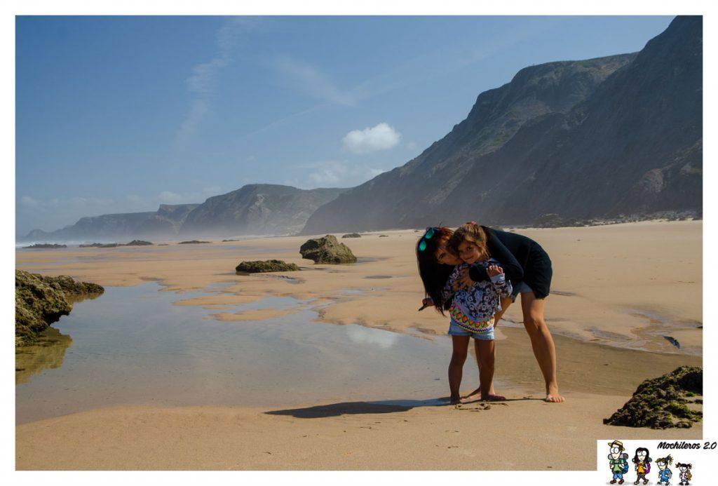 algarve playa castelejo