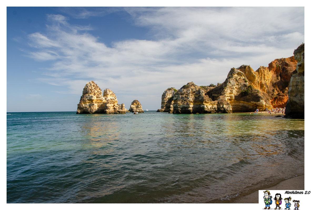 Ruta de 4 días por el Algarve Portugués