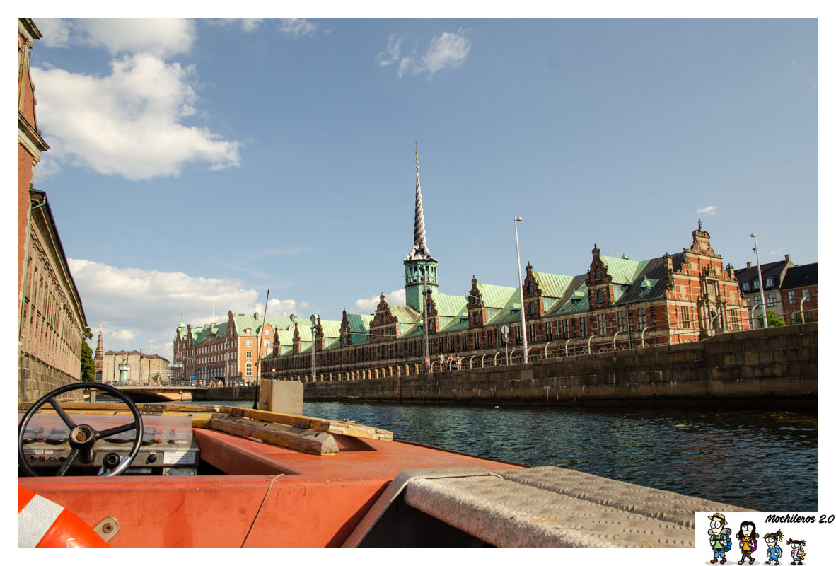 excursion barco copenhague