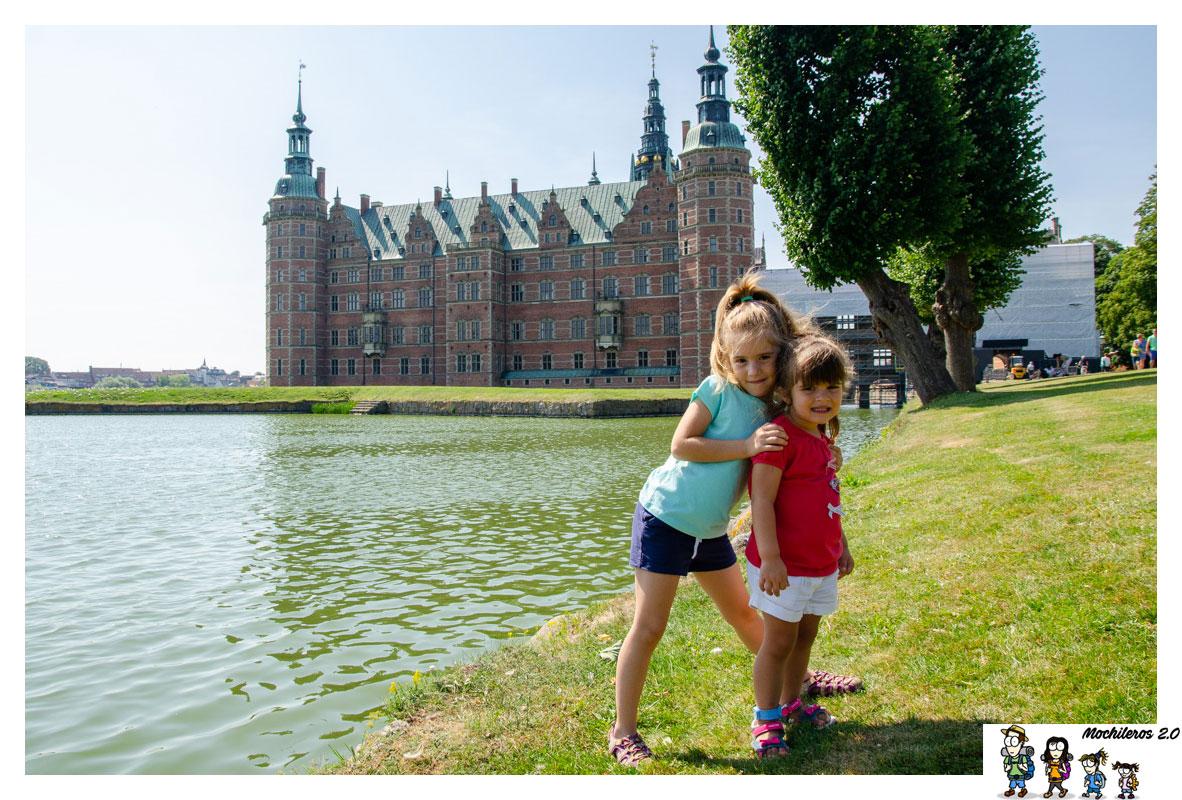 Visita al Castillo de Frederiksborg desde Copenhague