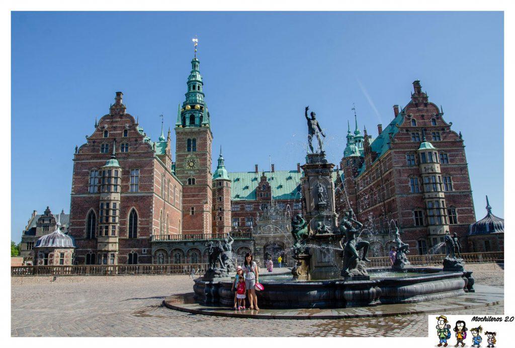 fuente neptuno castillo frederiksborg