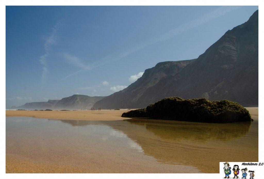 playa castelejo
