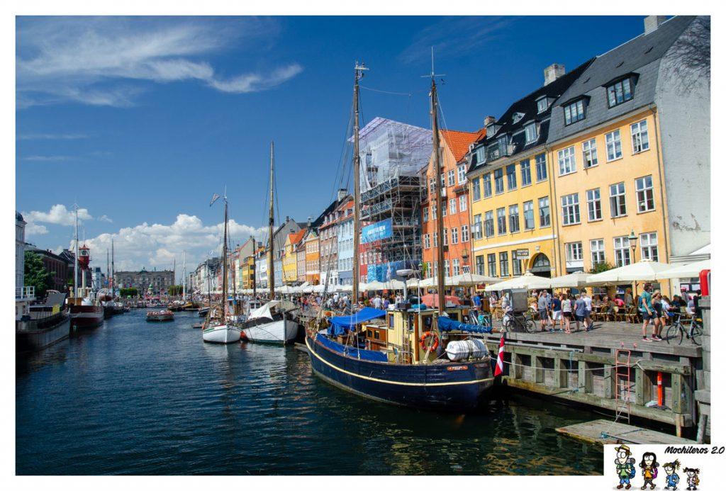 puerto nyhavn copenhague