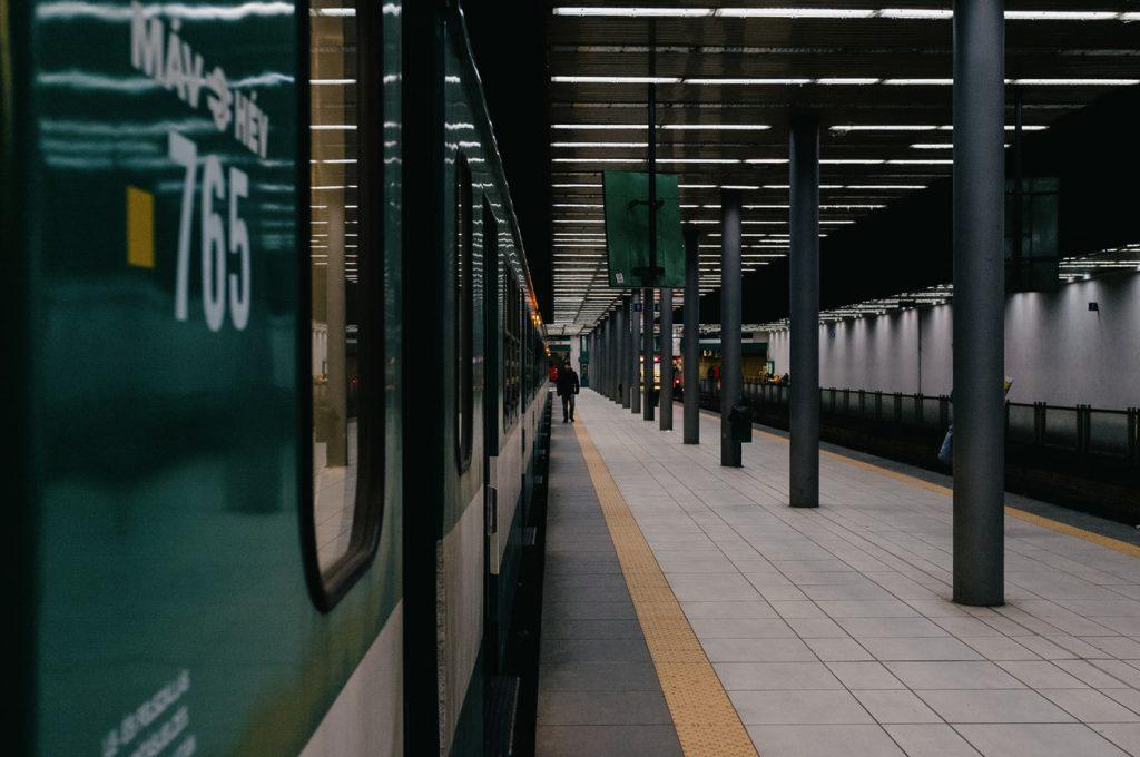 tren budapest viena