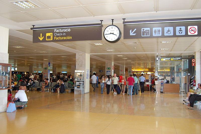 aeropuerto girona barcelona