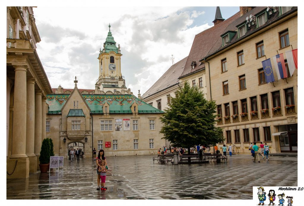 antiguo ayuntamiento bratislava
