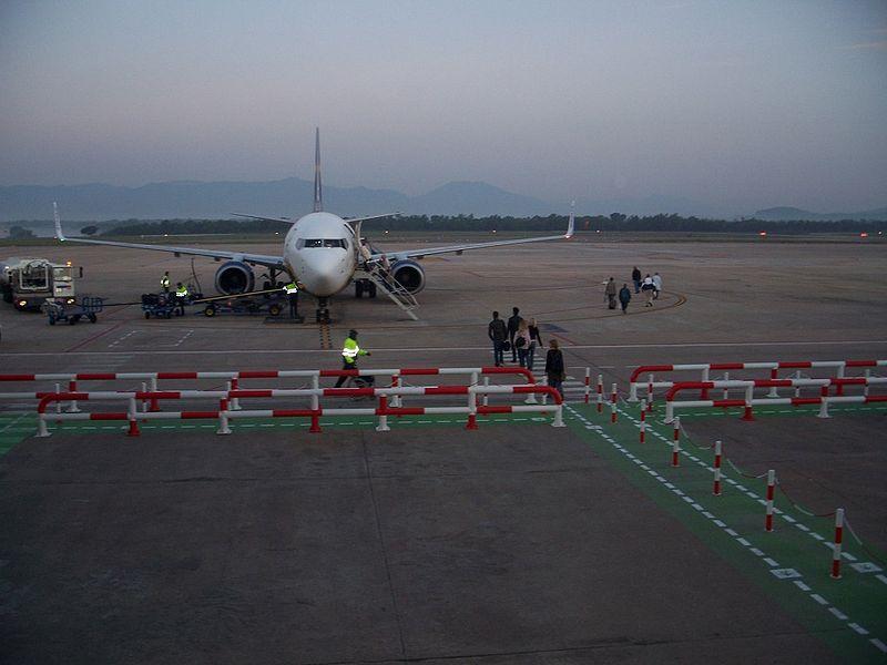 barcelona aeropuerto girona