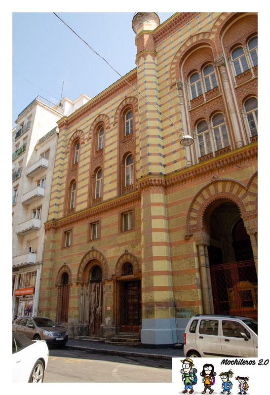 budapest rumbach sinagoga