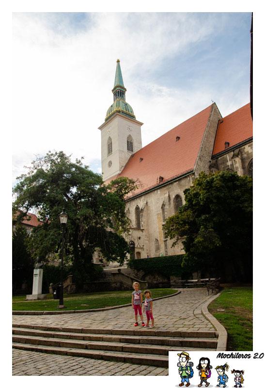 catedral brastislava