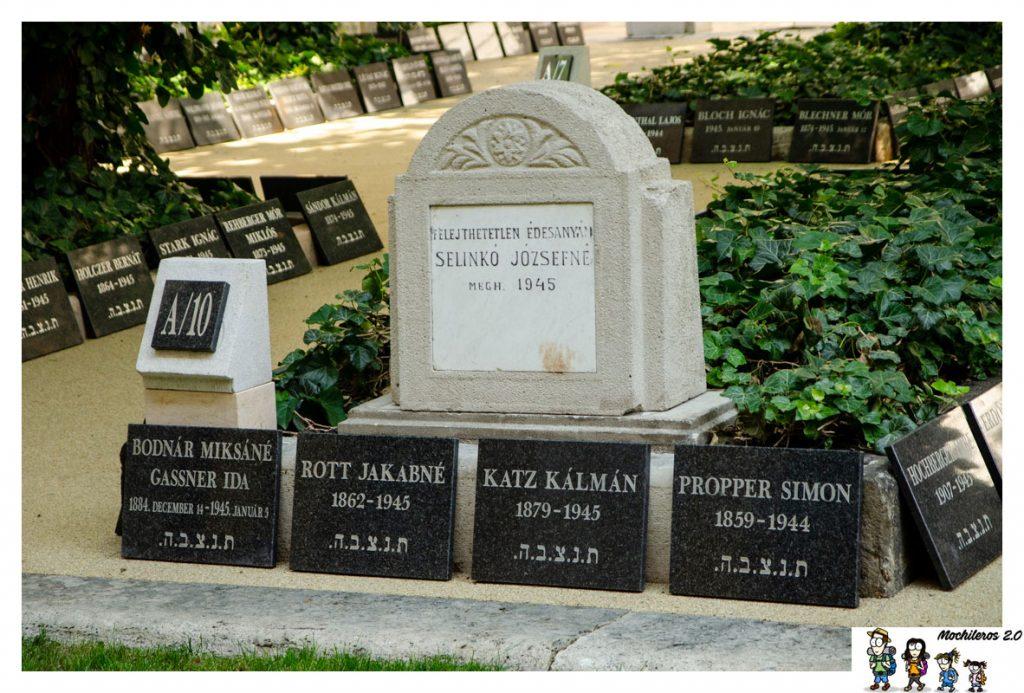 cementerio judio budapest