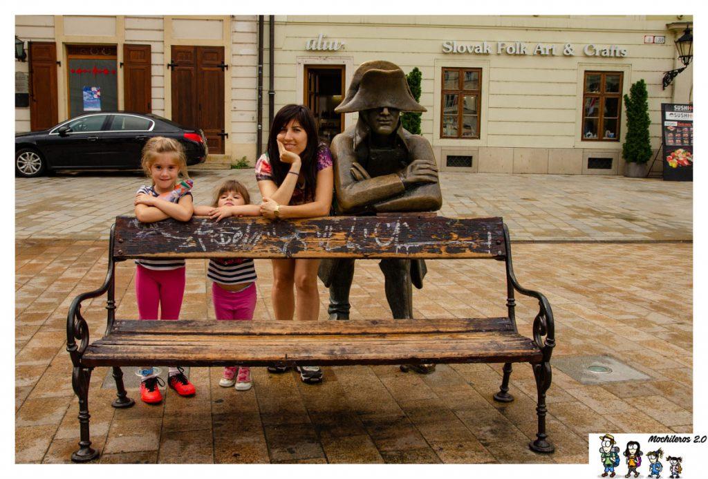 estatua soldado bratislava