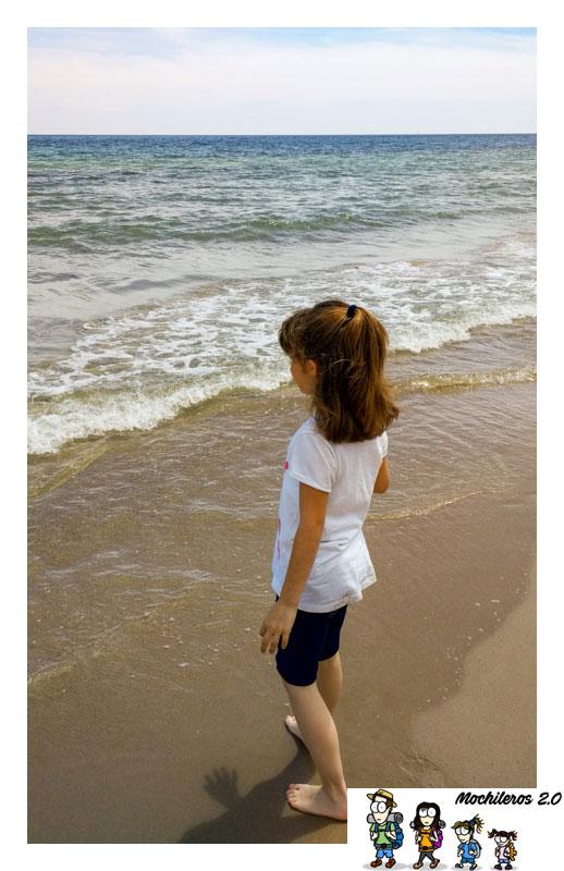 la marina playa