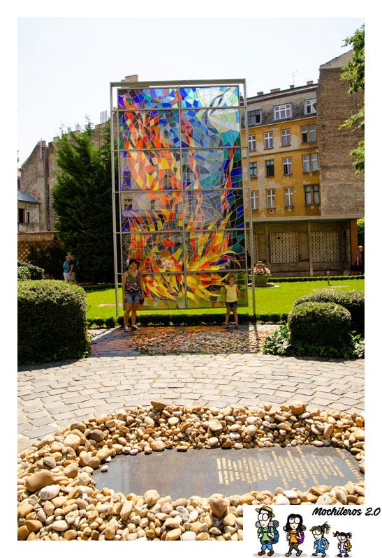 memorial-wallenberg sinagoga budapest