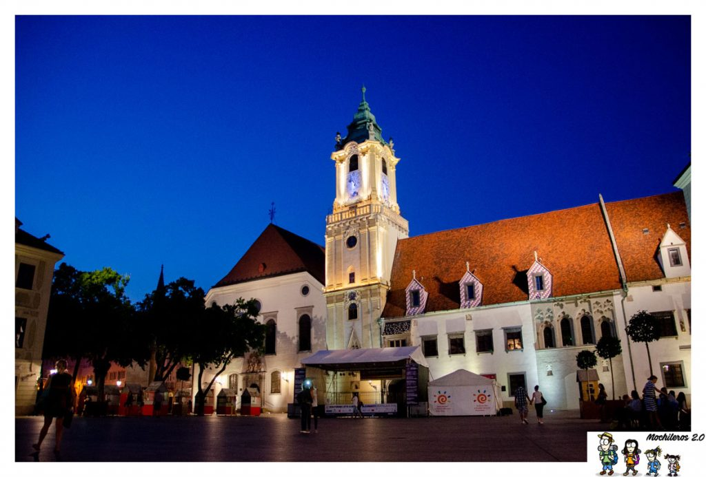 plaza mayor bratislava