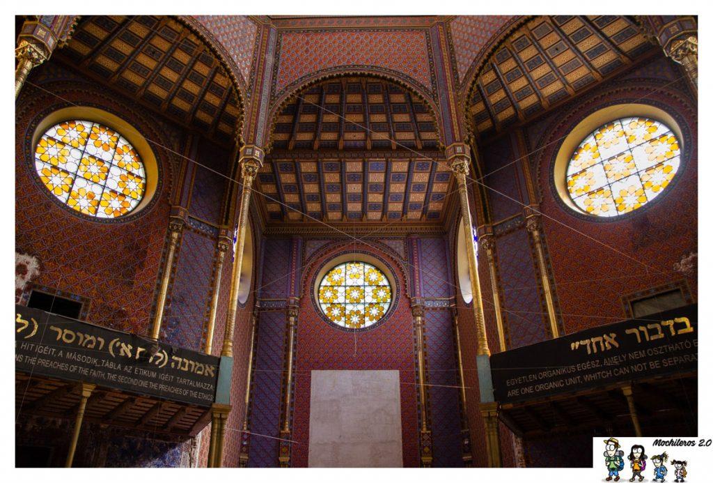 sinagoga rumbach budapest