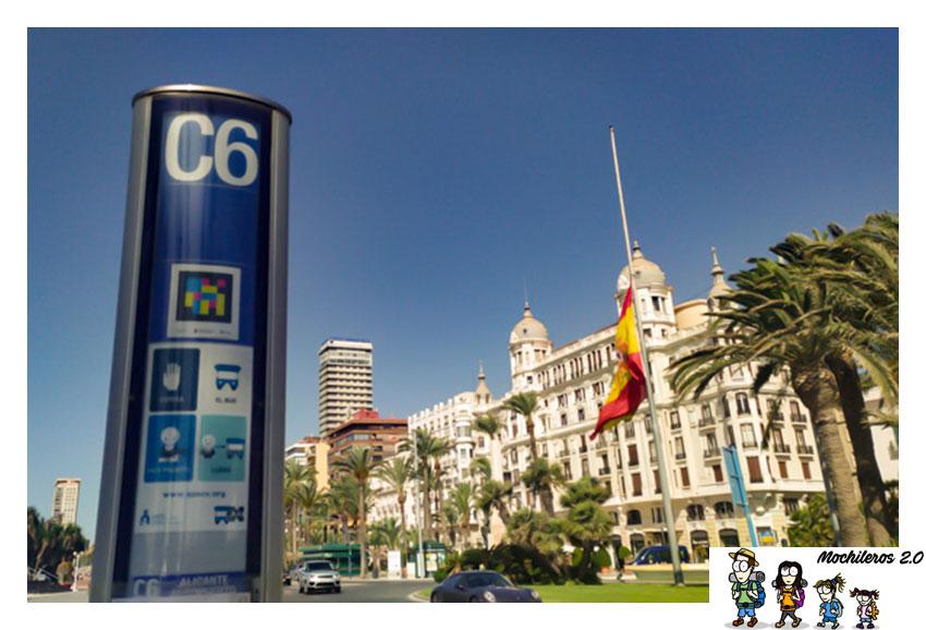Parada Plaza Puerta del Mar