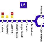 linea 5 tram alicante