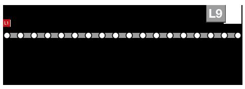 linea 9 tram alicante