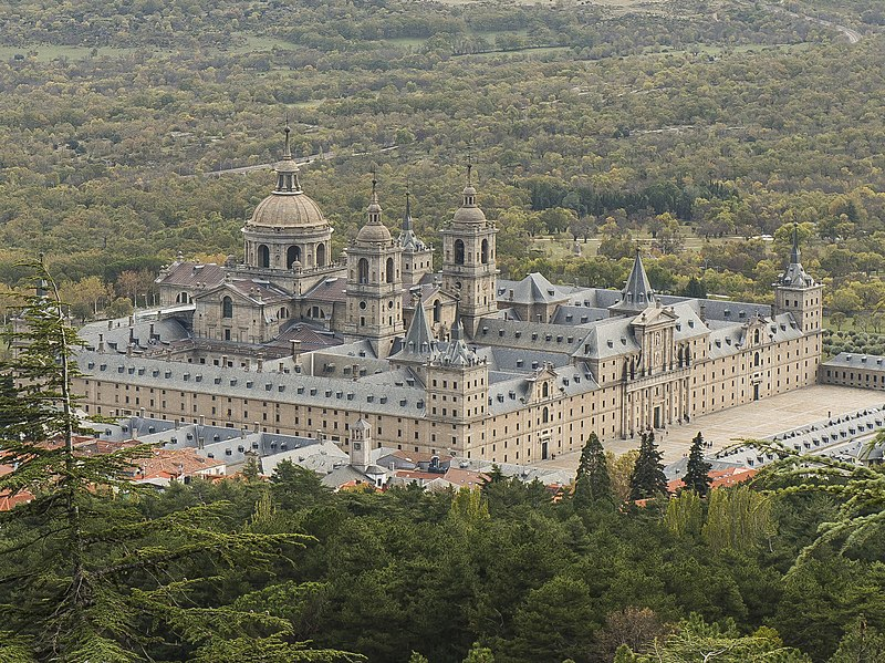 madrid al escorial