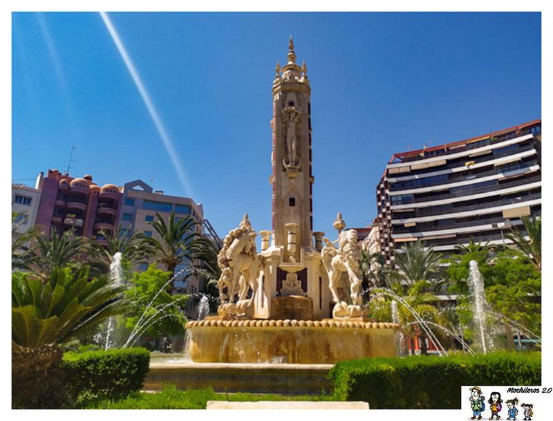 Parada Plaza de Los Luceros, Alicante