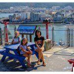 Tongyeong, diversión y vistas cerca de Busan