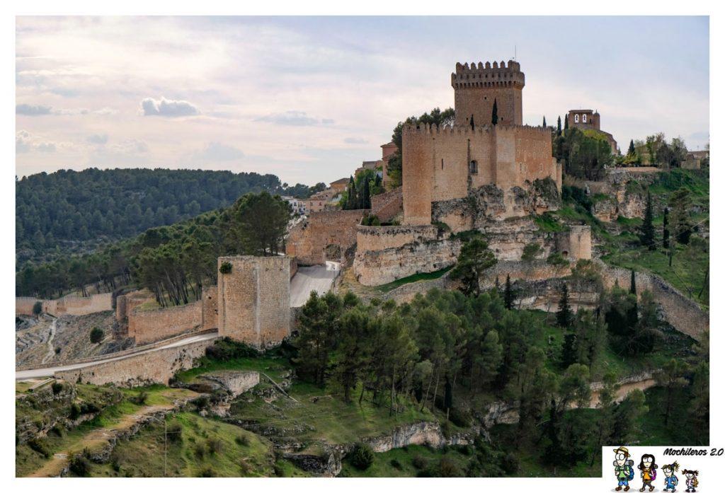 El castillo de Alarcón