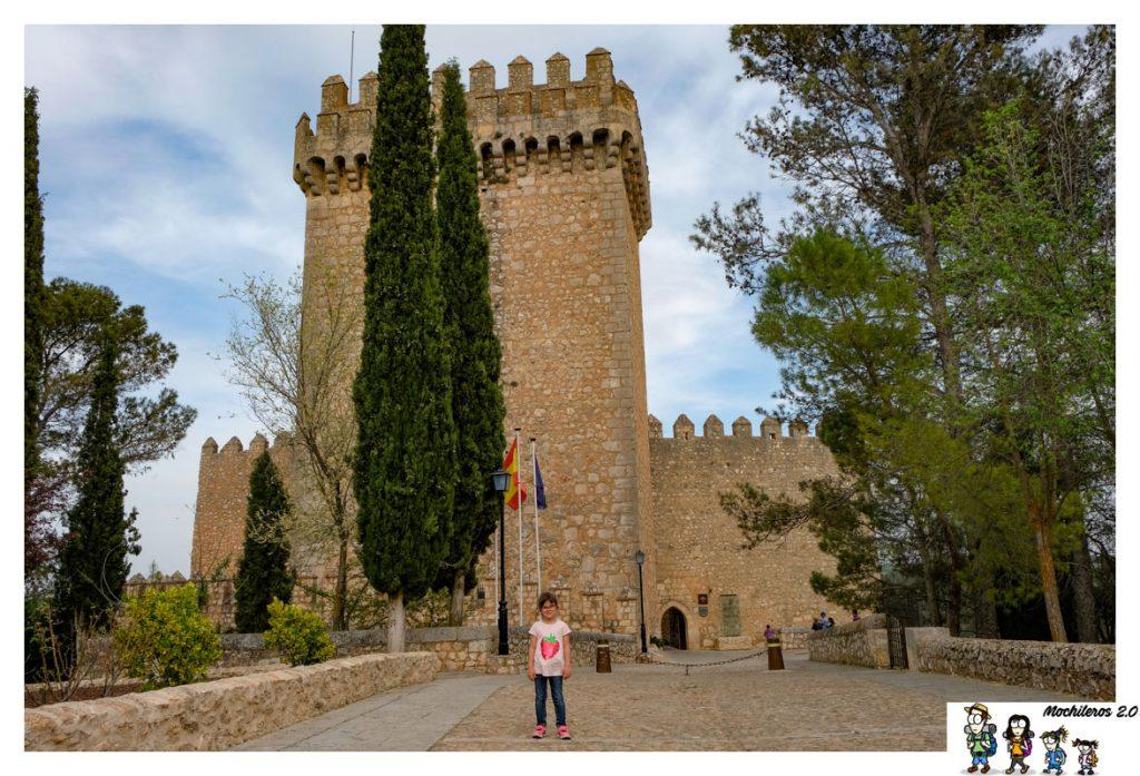 torre homenaje castillo alarcón