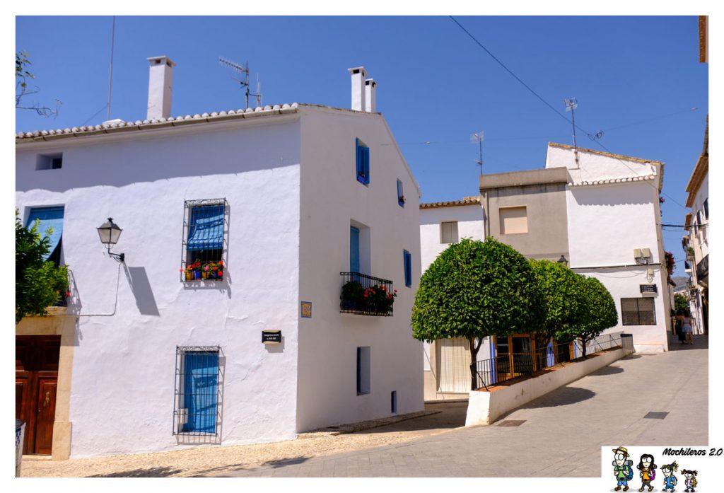 Casa en la calle de la Purissíma, Benissa