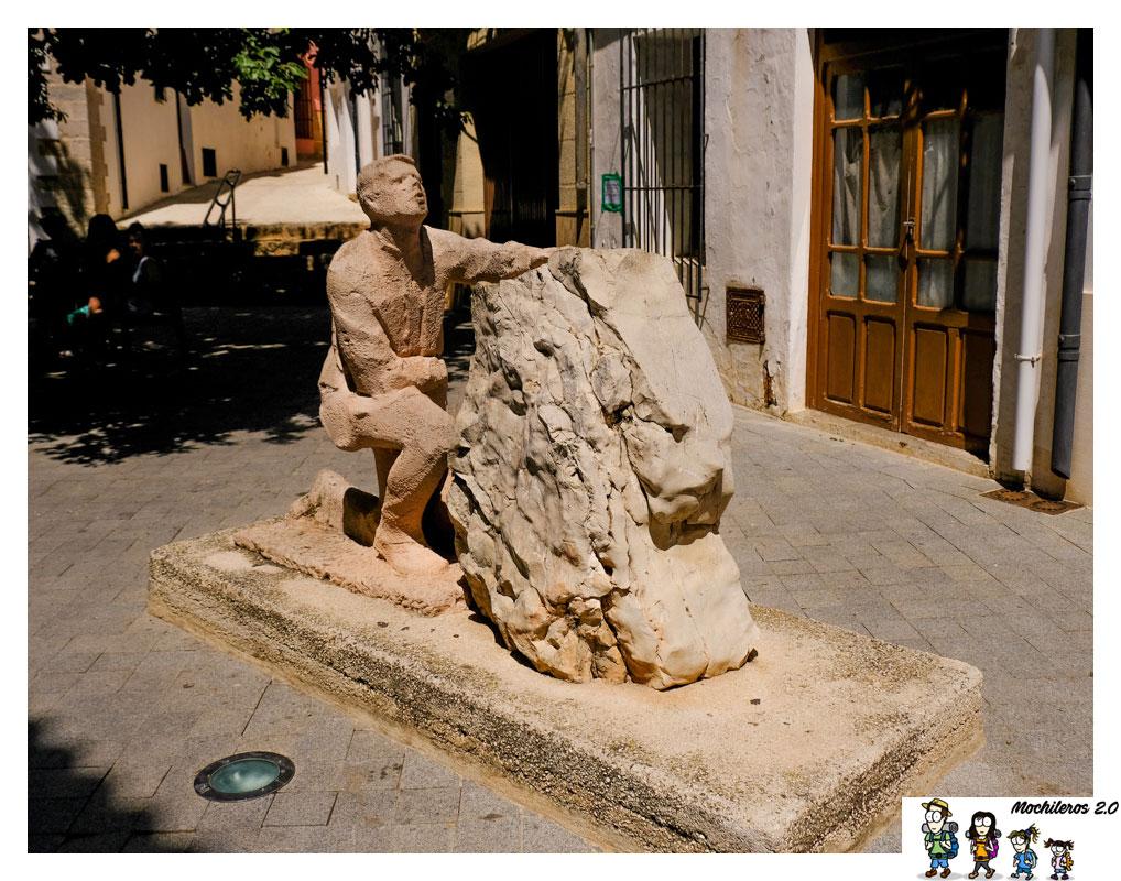 Monumento al Riberer, Benissa