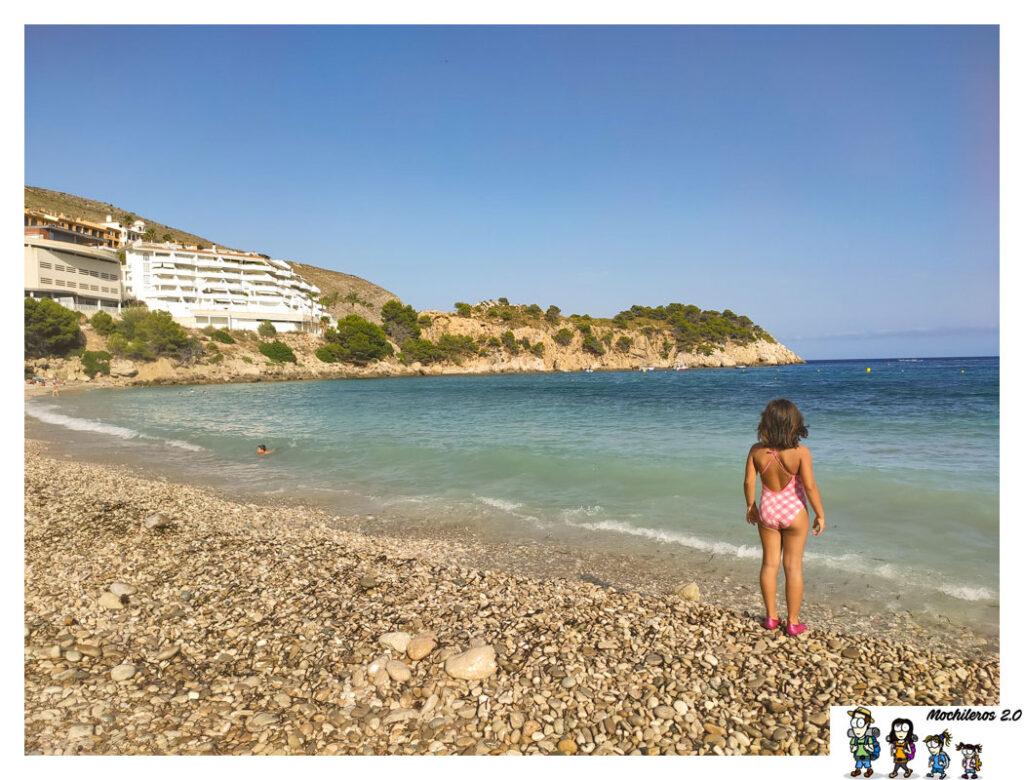 Playa Mascarat, Altea