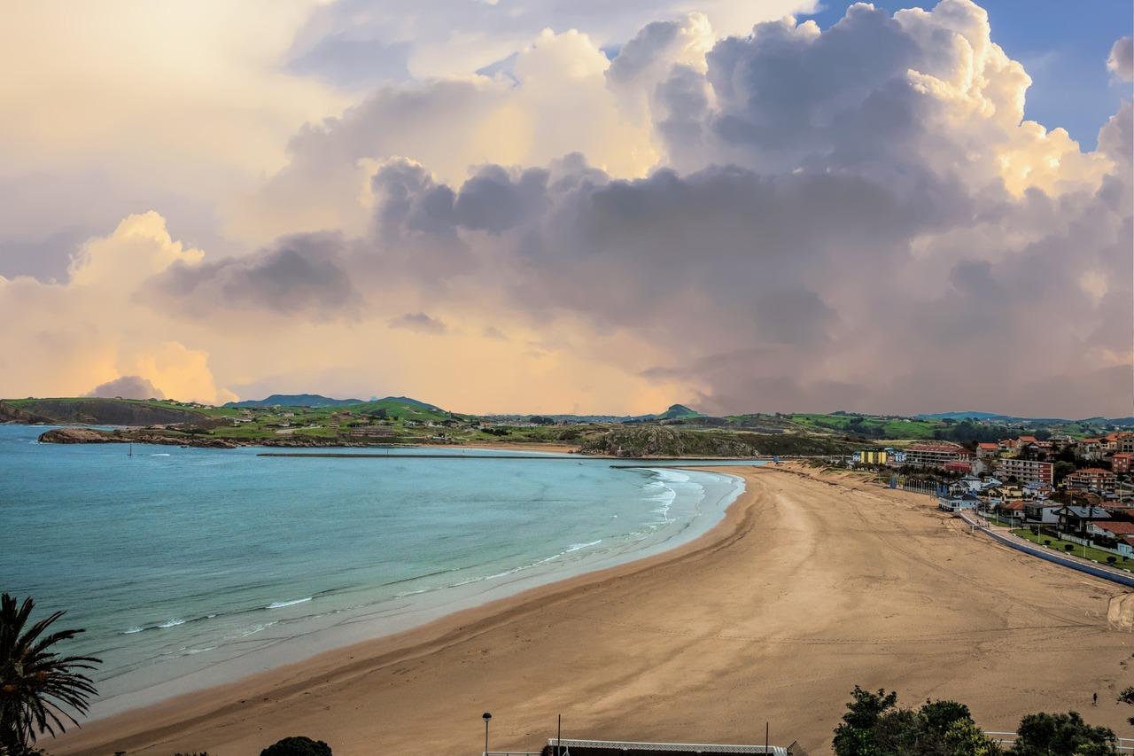 Las mejores playas de arena fina de España están en Suances