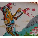 Fanzara, paraíso del Arte Urbano en Castellón
