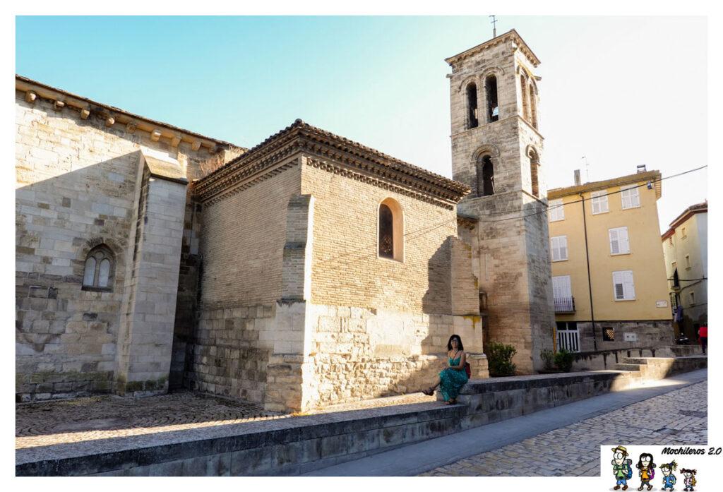 iglesia santa maria tudela