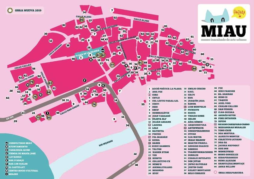 mapa murales fanzara