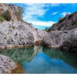 El Barranc de l`Encantà, ruta circular desde Planes